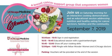 University of Chicago Breast Cancer Support Group tickets