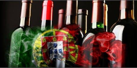 Tour the Douro Portuguese Wine Dinner tickets