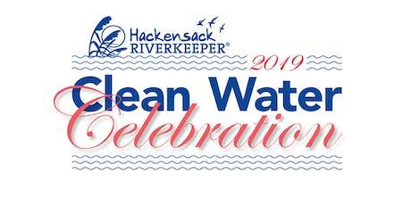Hackensack Riverkeeper Clean Water Celebration 2019 tickets