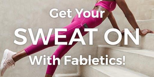 FREE workout w/ Missy @ Fabletics Legacy West