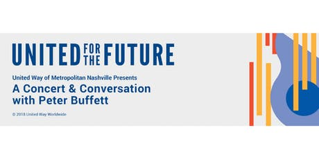 A Concert & Conversation with Peter Buffett tickets