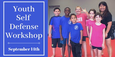 Youth Self Defense Workshop tickets