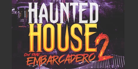 Haunted House on the Embarcadero - OPEN BAR Rooftop Event tickets