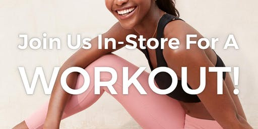 FREE workout with Equinox Willowbend @ Fabletics Legacy West