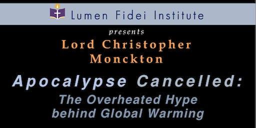 Lord Christopher Monckton