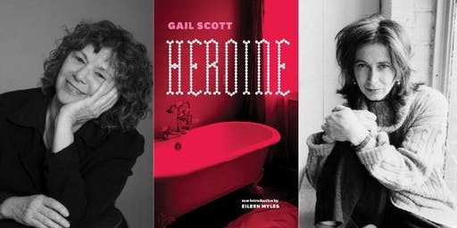 Gail Scott in conversation with Chris Kraus
