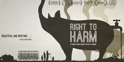 "UMD ""Right to Harm"" Film Screening"