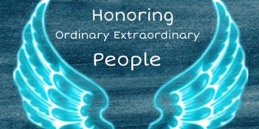 Ordinary Extraordinary Award Banquet 2019