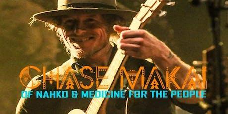 Chase Makai Trio @ Bodega's Alley tickets
