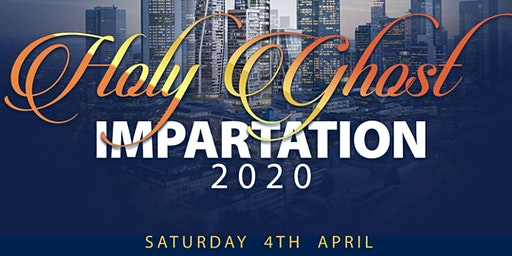 HOLY GHOST IMPARTATION 2020