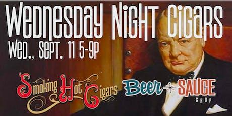 Wednesday Night Cigars | Smoking Hot Cigars tickets