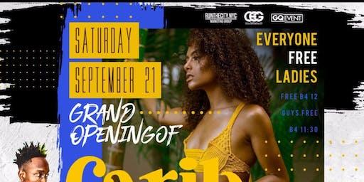 Grand Opening of Carib Saturdays @ SOB's #GQevent