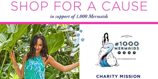 Shop & Share Fundraiser At Lilly Pulitzer Benefitting 1000 Mermaids Project
