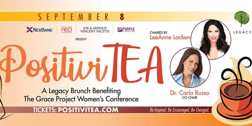 PositiviTEA 2019: A Legacy Brunch  Benfiting The Grace Project Women's Conference