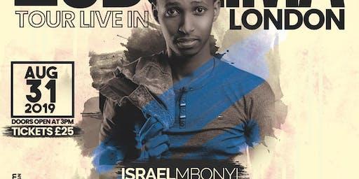 ISRAEL MBONYI LIVE IN LONDON