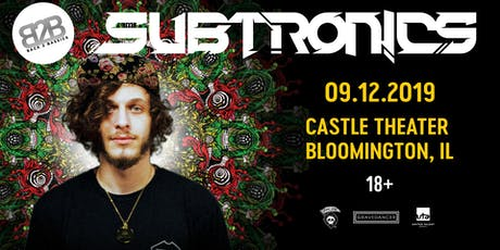 Back 2 Bassics with Subtronics tickets