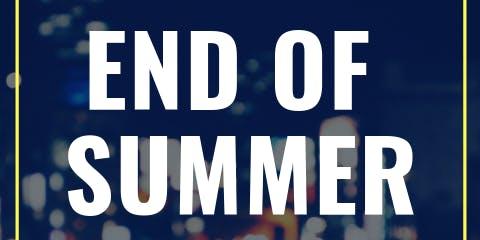 GEEC End of Summer Social (Arts & Crafts)