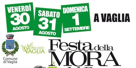 Festa della Mora, del Bosco e dei suoi Frutti biglietti