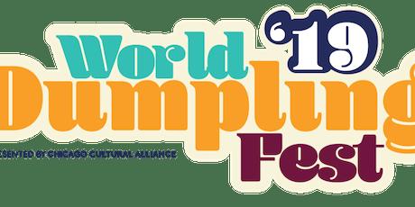 World Dumpling Festival tickets