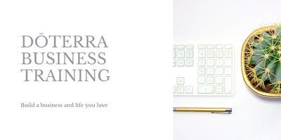 doTERRA Business Meeting