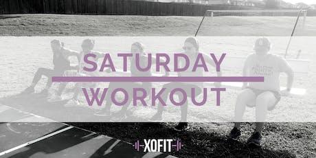 XoFit Saturday Workout tickets