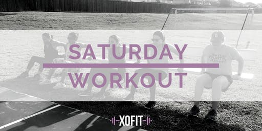 XoFit Saturday Workout