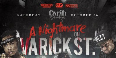 Nightmare on VARICK st Halloween party