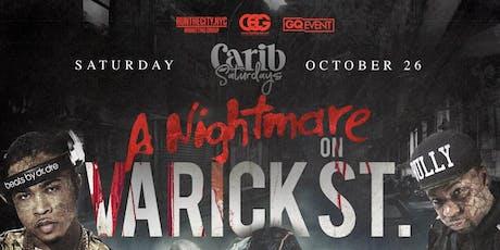 Nightmare on VARICK st Halloween party tickets