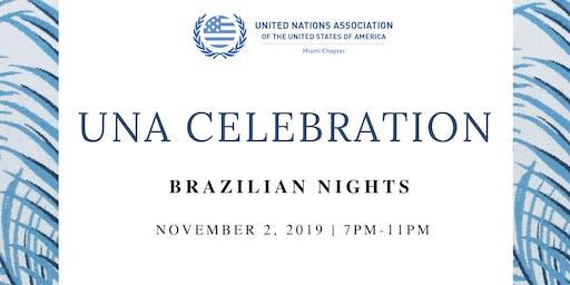 UNA Celebration: Brazilian Nights