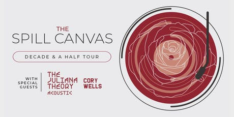 "The Spill Canvas' ""Sunsets & Car Crashes"" 15-year Anniversary Tour tickets"