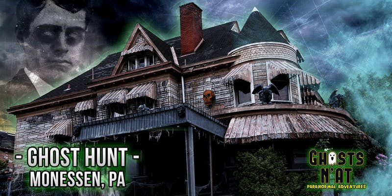 ghost hunt at Castle Blood Monessen