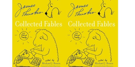 Author Talk: 125 Years of James Thurber, with Michael J. Rosen tickets