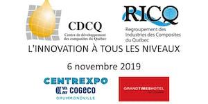 Colloque sur les matériaux composites 2019 (RICQ-CDCQ)