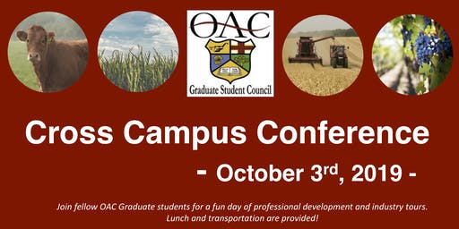 OAC GSC: Cross Campus Conference 2019