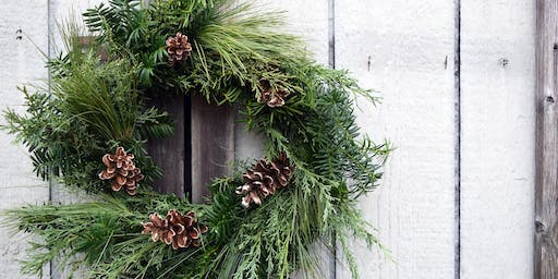 Evening Cocktail & Craft: Harvest Wreaths