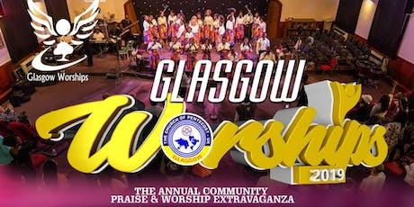 Glasgow Worships 2019 tickets