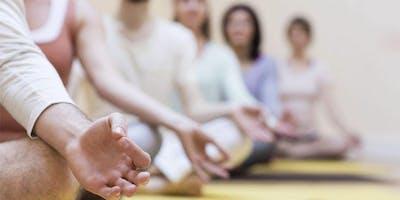 Círculo de Alinhamento de Chacras e Meditação para iniciantes