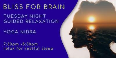 Yoga Nidra - Guided Meditation & Relaxation