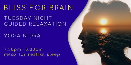 Yoga Nidra - Guided Meditation & Relaxation