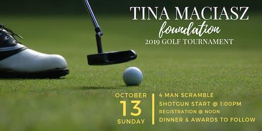 Tina Maciasz Foundation 2019 Annual Golf Tournament