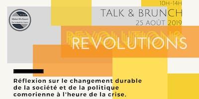 Talk&Brunch: RÉVOLUTIONS