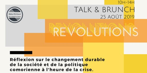 Talk&Brunch: RÉVOLUTIONS