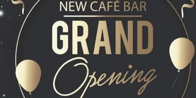 Grand Opening MINI CAFE