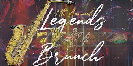 NCBW 100  Phoenix 4th Annual Legends Jazz Brunch tickets