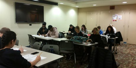 FREE ADULT DRAWING CLASS AT THE CLIFFSIDE PARK LIBRARY tickets