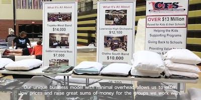 Columbia High School Band & Choir 3rd Annual Mattress Fundraiser