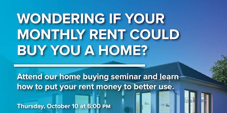 First Time Home-buyers Seminar tickets