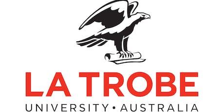 Sesión Especial con LaTrobe University tickets