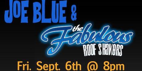 Aurora Borealis Presents: Joe Blue & the Fabulous Roof Shakers tickets