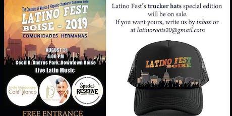 Latino Fest Boise 2019 tickets